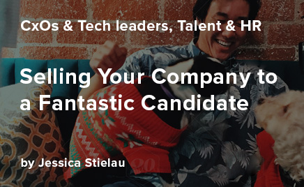 Selling your Company to a Fantastic Candidate