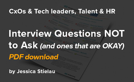 Interview Questions NOT to Ask (and ones that are OKAY)