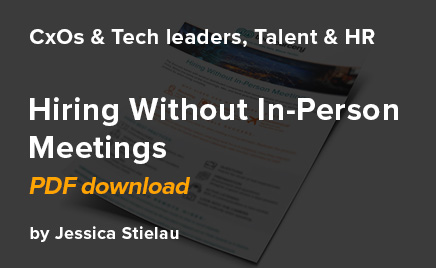 How to Hire Without an in-person Meeting